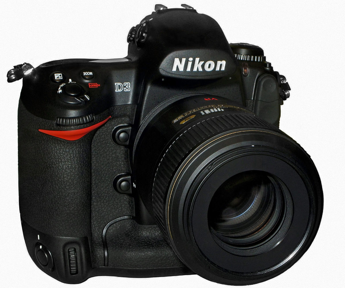 Nikon D3X - Wikipedia