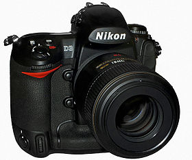 Image illustrative de l'article Nikon D3