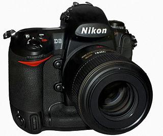 Nikon D3 Digital single lens reflex camera