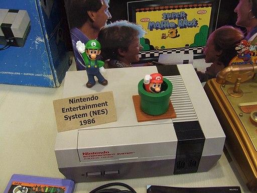 Nintendo Entertainment System (NES) 1986