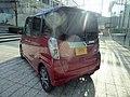 Nissan DAYZ ROOX Highway STAR X G Package (DBA-B21A) rear.jpg