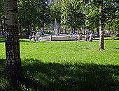 Nizhny Novgorod. Foutain in Sormovo Park.jpg