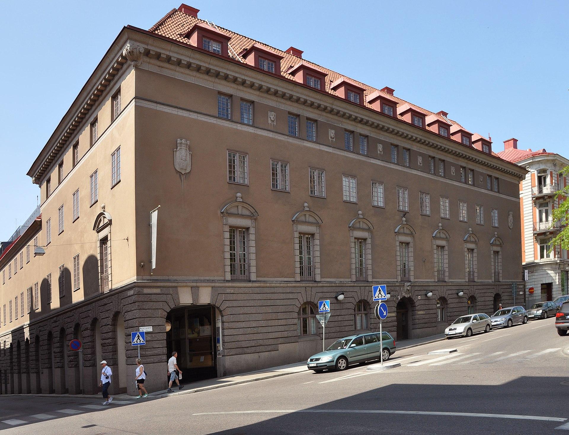 handelsbanken stockholm