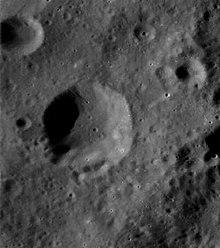 乌鲁布莱夫斯基陨石坑