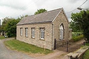 Northorpe, West Lindsey - Northorpe school - now the village hall