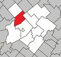 Notre-Dame-de-Lourdes Quebec (Centre-du-Québec) location diagram.png