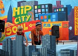 Notting Hill Carnival 2007 (London, UK)