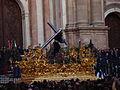Ntro Padre Jesús el Rico frente a la Catedral de Málaga (4481427698).jpg