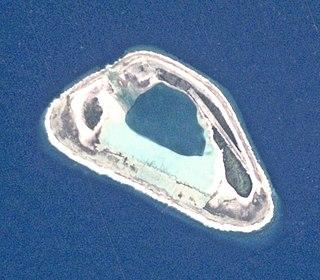 Nukutepipi island in French Polynesia
