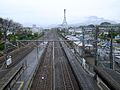 Numata station - platforms above - aug 12 2014.jpg