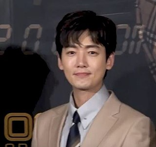 Jung Kyung-ho (actor, born 1983) South Korean actor (born 1983)