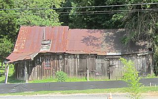 Oakland Mills Blacksmith House and Shop United States historic place