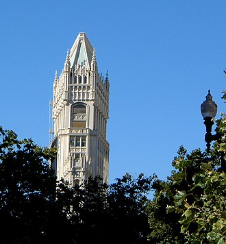 Uptown Oakland - Cathedral Building