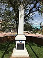 Obelisco, Plaza de la revolucion (Lares).jpg