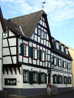 Lindenstraße in Königswinter