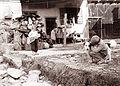 Objekt na Kopitarjevi ulici predviden za rušenje 1961.jpg