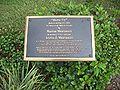 Ocala FL Horse Fever statue plaque02.jpg