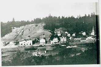Occidental, California - Occidental, 1902