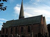 Ochtezeele - Église St-Omer - Vue générale.JPG