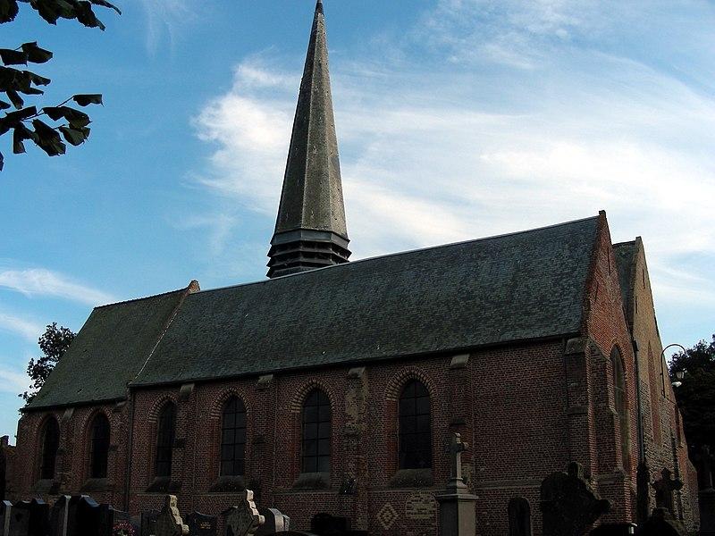 Église Saint-Omer d'Ochtezeele.