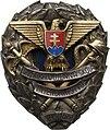 Odznak absolventa vysokej skoly intendanstva Slovenska republika 1944.jpg