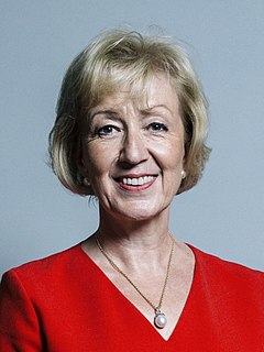 Andrea Leadsom British politician