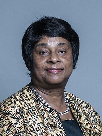 Doreen Lawrence - Image: Official portrait of Baroness Lawrence of Clarendon crop 2