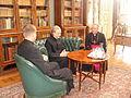Ojciec Mateusz z wizytą u Biskupa.JPG