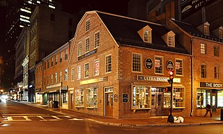 Old Corner Bookstore United States historic place