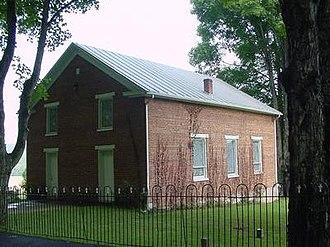 Intermont, West Virginia - Hebron Church