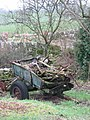 Old cart - geograph.org.uk - 650780.jpg