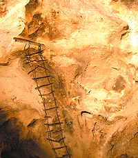Ladder - Simple English Wikipedia, the free encyclopedia