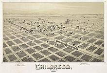 Childress, Texas - Wikipedia on