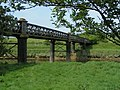 Old railway bridge, now part of the National Cycle Routes 3 and 27 - geograph.org.uk - 1345298.jpg