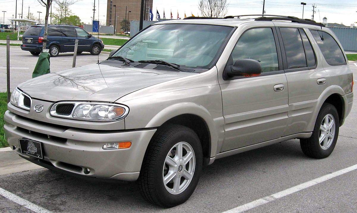 Oldsmobile Bravada — Wikipédia