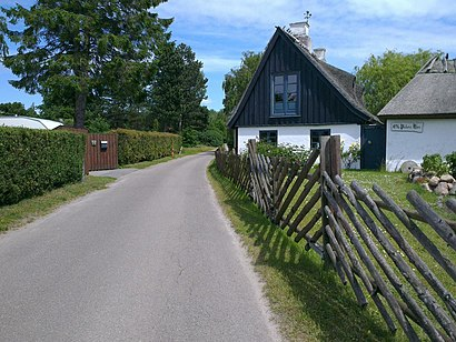 How to get to Dalby Huse with public transit - About the place