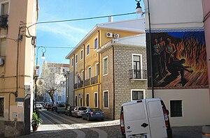 Oliena - Domo comunale