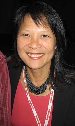 English: Olivia Chow, New Democratic member of...