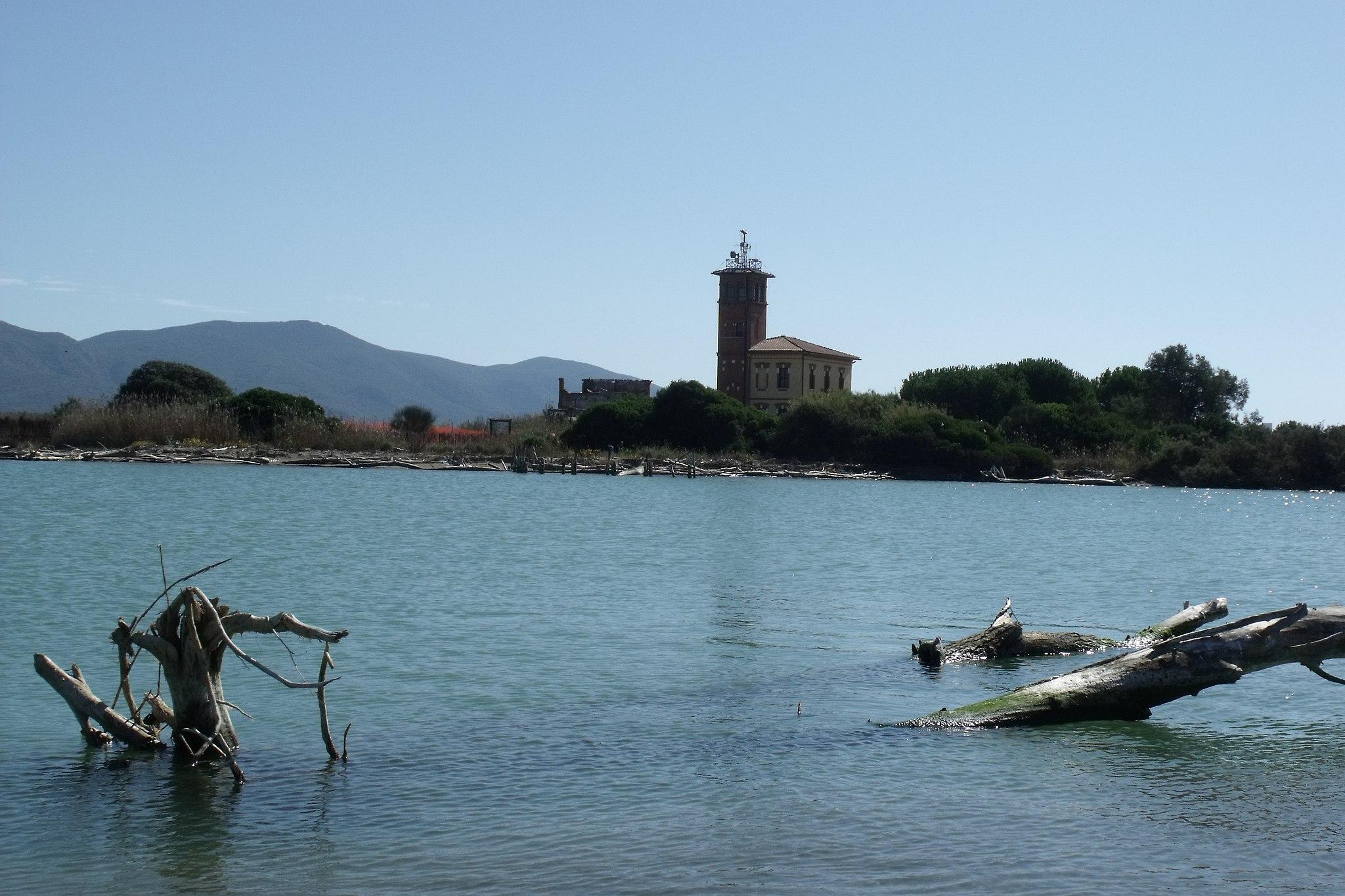 Torre della Trapola near Principina di Grosseto