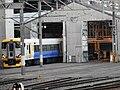 Omiya G-R-S-C EC maintenance storehouse south gate.jpg