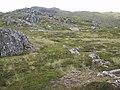 On the North East Ridge of Beinn Teallach - geograph.org.uk - 91785.jpg
