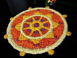 Onam Annual festival of Kerala, India