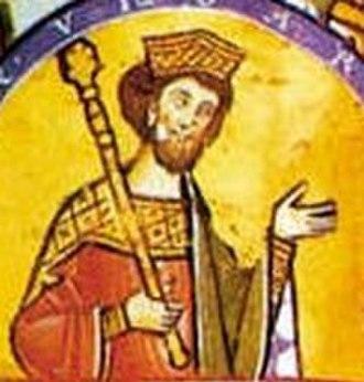 Fifth Crusade - King Andrew II of Hungary