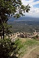 One of the walls the looks out towards the town of Sparta.jpg