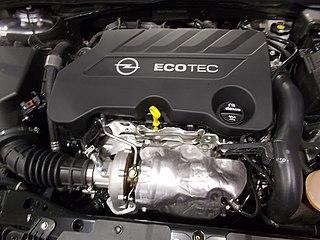 GM Medium Gasoline Engine Medium-displacement 4-cylinder gasoline engine