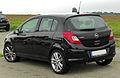 Opel Corsa D 1.4 rear 20100912.jpg