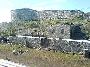 Steinvikholm Castle - Image: Operascene