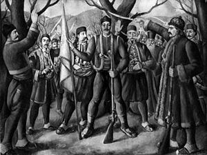 First Serbian Uprising - Orašac Assembly.