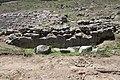 Orchomenos Boeotia AncientGreekTheater 0006 NorthEastSustainingWall.jpg