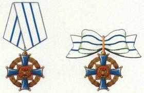 Медаль ордена родительская слава льготы